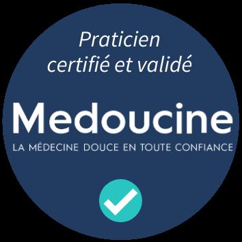 Praticien certifié medoucine acupuncture